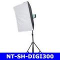 ชุดไฟแฟลชสตูดิโอ นีโอเทค ดิจิตอลไล้ท์-โปร 300วัตต์ รุ่น OB-300